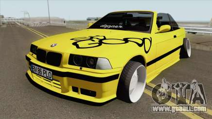 BMW E36 Cabrio for GTA San Andreas