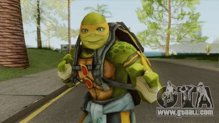 Michelangelo (TMNT: Out Of The Shadows) for GTA San Andreas