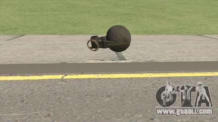Grenade HQ for GTA San Andreas