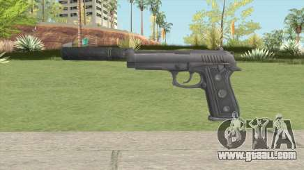 Silenced Pistol (Max Payne 3) for GTA San Andreas