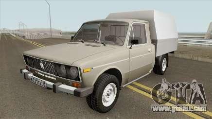 VAZ 2106 Pickup for GTA San Andreas