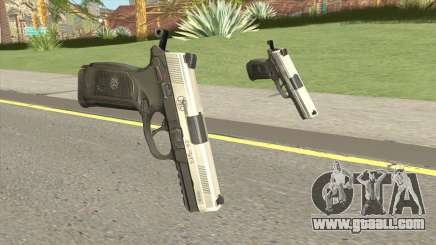 CSO FNP-45 Default for GTA San Andreas