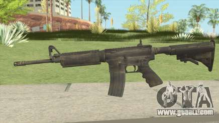 M4 (Medal Of Honor 2010) for GTA San Andreas