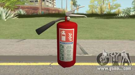 Fire Extinguisher HQ for GTA San Andreas