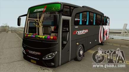 HINO RN285 Indonesian Dnasima for GTA San Andreas