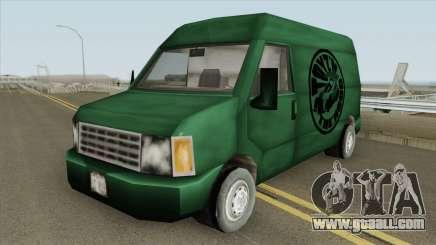 Toyz Van GTA III for GTA San Andreas