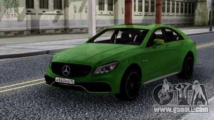 Mercedes-Benz CLS63s for GTA San Andreas