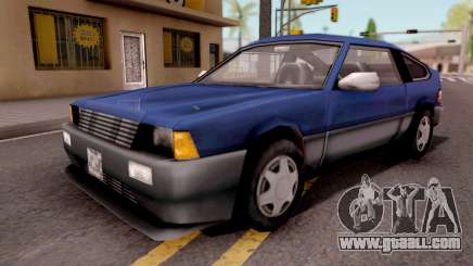 Blista Compact GTA VC for GTA San Andreas