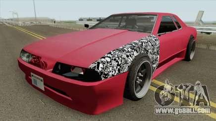 Elegy Tip Terminator for GTA San Andreas