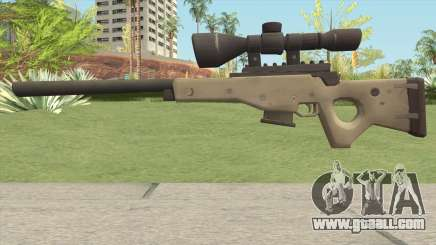 Bolt Sniper (Fortnite) for GTA San Andreas