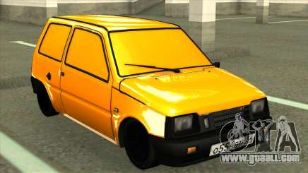 VAZ 1111 GOLD for GTA San Andreas