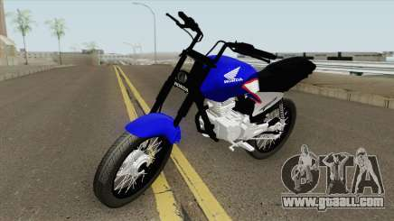 Honda Titan Stunt for GTA San Andreas