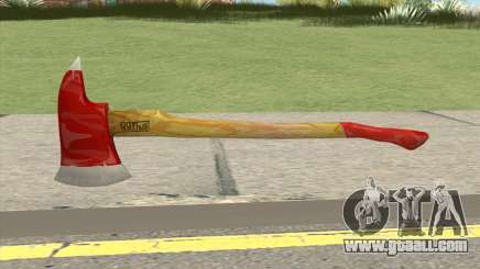 Fireaxe (Fortnite) for GTA San Andreas