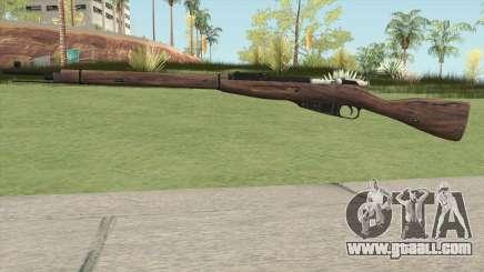 Rifle HQ for GTA San Andreas