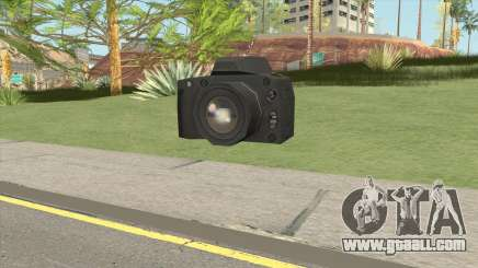 New Camera for GTA San Andreas