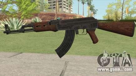 AK 47 HQ for GTA San Andreas