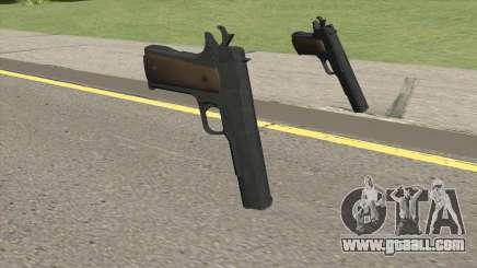Colt 45 HQ for GTA San Andreas