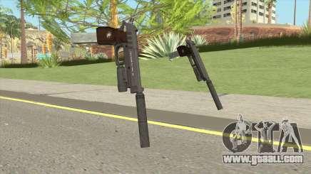 Hawk And Little Pistol (Black Tint) V2 GTA V for GTA San Andreas