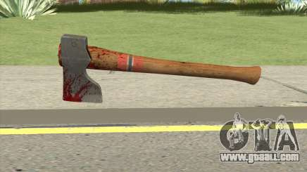 Hatchet (Bloody) GTA V for GTA San Andreas