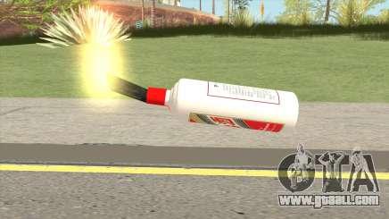 New Molotov Cocktail for GTA San Andreas
