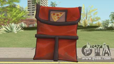 Parachute PizzaPit (Fortnite) for GTA San Andreas