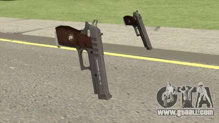 Hawk And Little Pistol (Black Tint) V1 GTA V for GTA San Andreas
