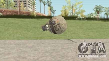 Semtex for GTA San Andreas