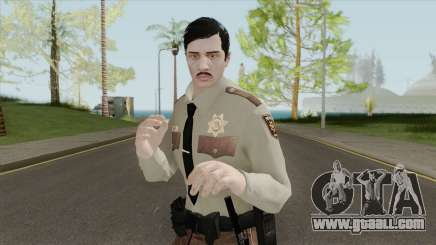 Arklay County Sheriff V1 for GTA San Andreas