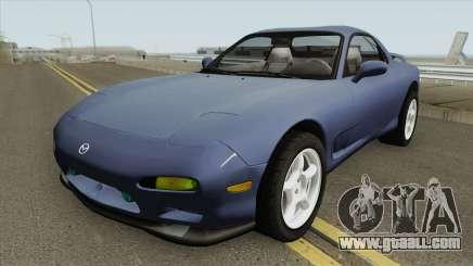 Mazda RX7 HQ for GTA San Andreas