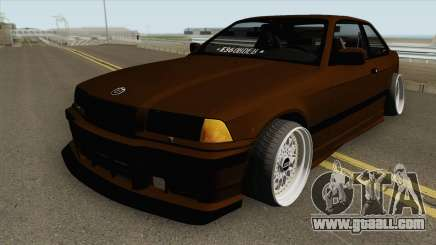 BMW E36 Coupe MQ for GTA San Andreas