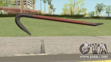 Crowbar GTA V for GTA San Andreas