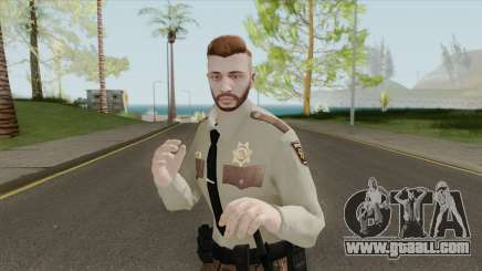 Arklay County Sheriff V2 for GTA San Andreas