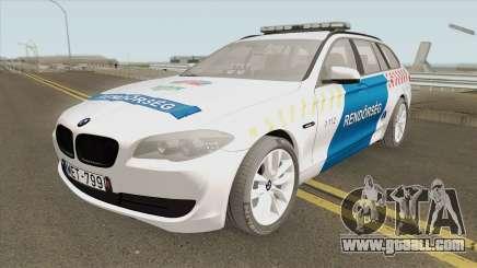 BMW 530d Magyar Rendorseg for GTA San Andreas