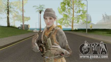 Anna Miller From Metro Exodus for GTA San Andreas