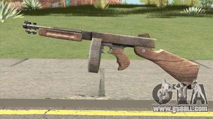 Chicago Typewriter Drum (Resident Evil 4) for GTA San Andreas