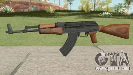 AK47 V1 (MGWP) for GTA San Andreas