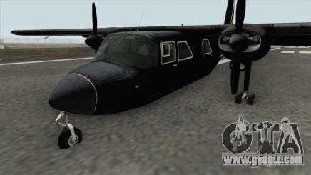 Britten-Norman BN-2 Islander (007 Spectre) for GTA San Andreas