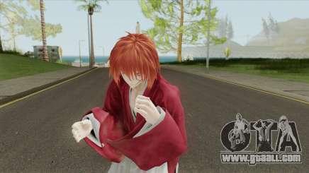 Kenshin Himura From Jump Force for GTA San Andreas