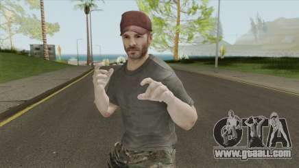 Alex Mason Casual for GTA San Andreas