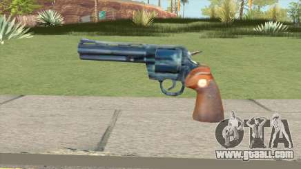 Revolver V1 (MGWP) for GTA San Andreas