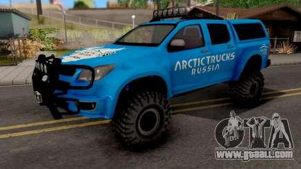 Chevrolet S10 Arctic Truck for GTA San Andreas