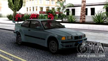 BMW M3 E36 Stock Coupe for GTA San Andreas