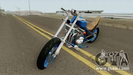 Prodigy (Kawasaki Z400 FX) for GTA San Andreas