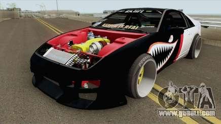 Nissan 300ZX (MTA Tokyo Drift) for GTA San Andreas