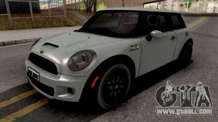 Mini Cooper John Cooper Works (Stock) for GTA San Andreas