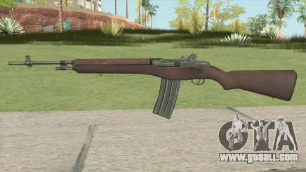 M14 Extended (MAFIA 2) for GTA San Andreas