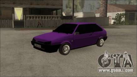 VAZ 2108 Bad Boy for GTA San Andreas