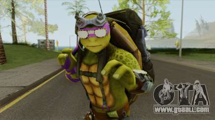 Donatello (TMNT: Out Of The Shadows) for GTA San Andreas