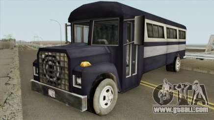 Bus GTA III for GTA San Andreas