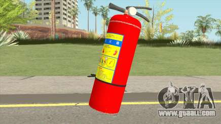 Fire Extinguisher for GTA San Andreas